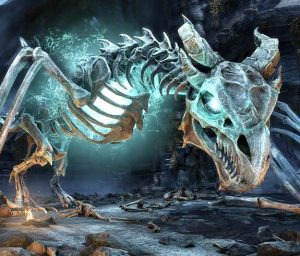 Helediron Blog feature: Dragon Bones